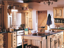 Avonlea Oak Antiqued Kitchens, Gurteen Kitchens, Gurteen, Knock Road, Ballyhaunis, Co. Mayo, Ireland - Feature Image