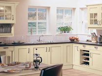 Beaufort Painted Cream Kitchens, Gurteen Kitchens, Gurteen, Knock Road, Ballyhaunis, Co. Mayo, Ireland - Feature Image
