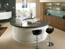 Ultra High Gloss White and Olivewood Kitchens, Gurteen Kitchens, Gurteen, Knock Road, Ballyhaunis, Co. Mayo, Ireland - FeatureImage