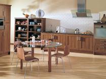 Verso Monza Walnut Kitchen, Gurteen Kitchens, Gurteen, Knock Road, Ballyhaunis, Co. Mayo, Ireland, Feature Image