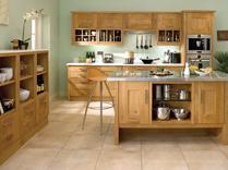 Clonmel Knotty Oak, Gurteen Kitchens, Gurteen, Knock Road, Ballyhaunis, Co. Mayo, Ireland - Feature Image