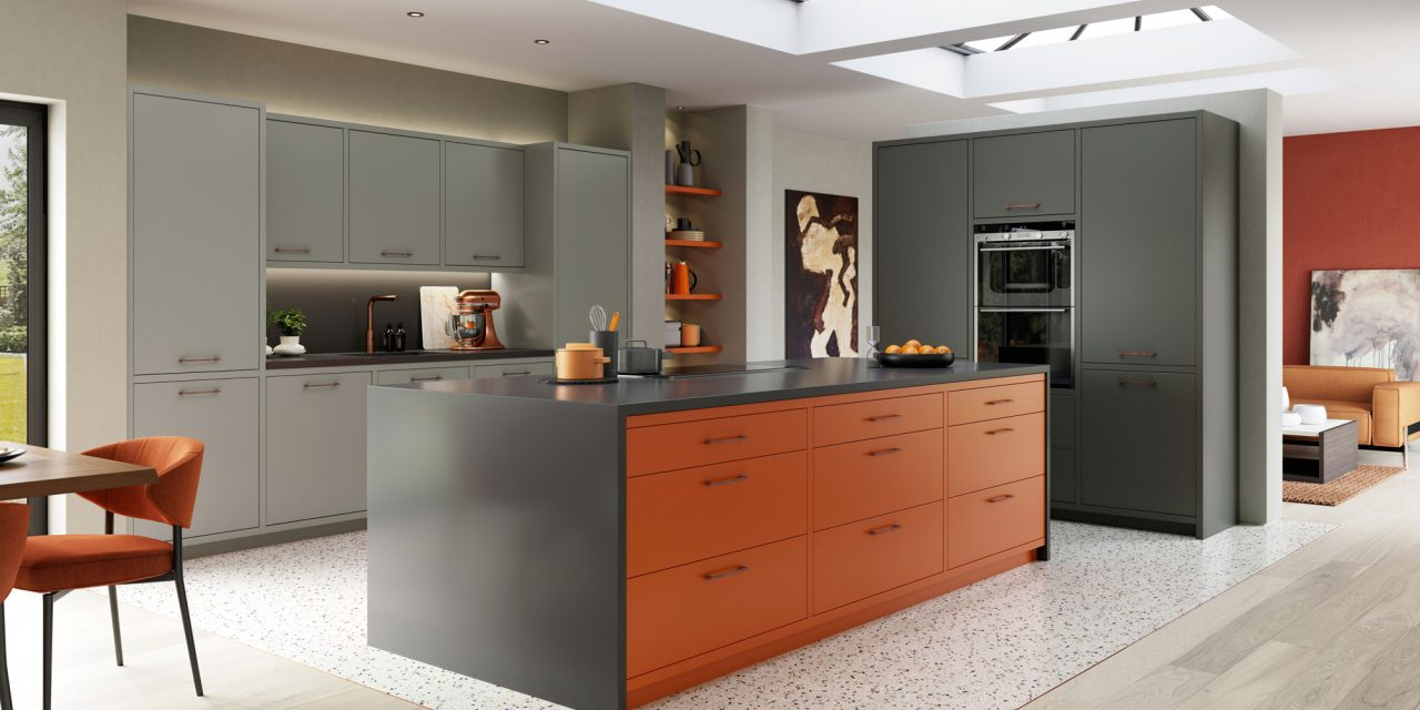 http://www.gurteenkitchens.ie/wp-content/uploads/2019/05/modern-contemporary-zola-matte-zingy-orange-graphite-dust-grey-kitchen-hero-1-1280x640.jpg